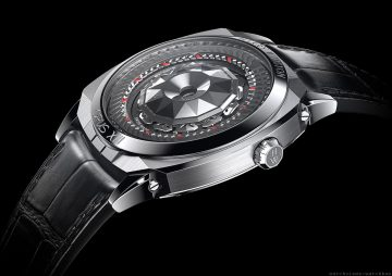 期待前所未見:Harry Winston OPUS XIII