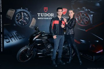 TUDOR FASTRIDER BLACK SHIELD 於香港隆重登場