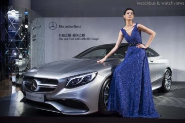 大師之作傲視車壇:The new Mercedes Benz S-Class Coupé