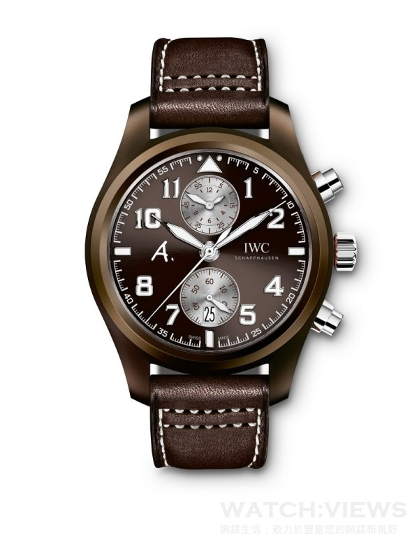 "IWC PILOT'S WATCH EDITION ""THE LAST FLIGHT"""