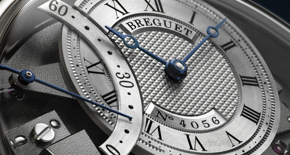 Pre-BASEL 2015 – Breguet寶璣 Tradition Automatique Seconde Rétrograde Ref. 7097逆跳秒針腕錶