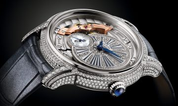 【2015 SIHH報導】愛彼千禧女裝系列Audemars Piguet Millenary for Ladies