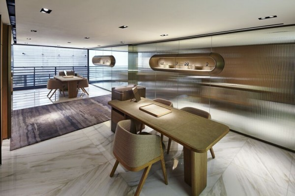 Panerai Hong Kong Canton Road Boutique - First Floor