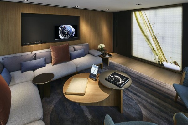 Panerai Hong Kong Canton Road Boutique - VIP Room - 2