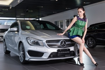 獵奪目光:都會五門獵跑Mercedes-Benz The new CLA Shooting Brake