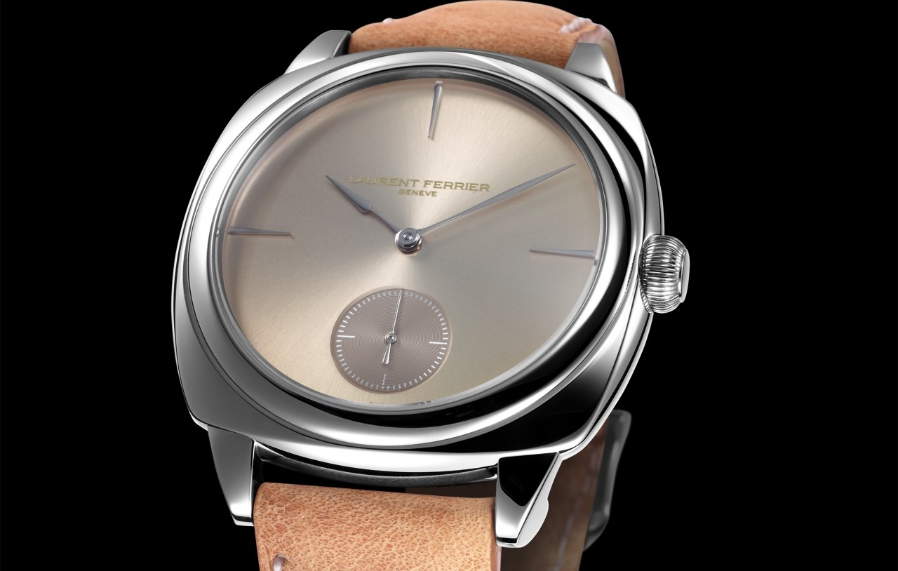 Laurent Ferrier推出全新設計款式Galet Square