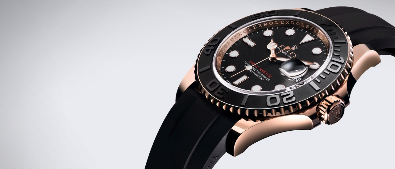 �ҤO�hOyster Perpetual Yacht-Master ���s18 CT���ڪ������¦����