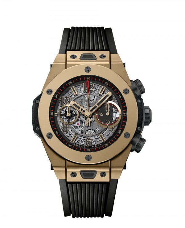 BIG BANG UNICO FULL Magic Gold (NTD 1,088,000)411.MX.1138.RX
