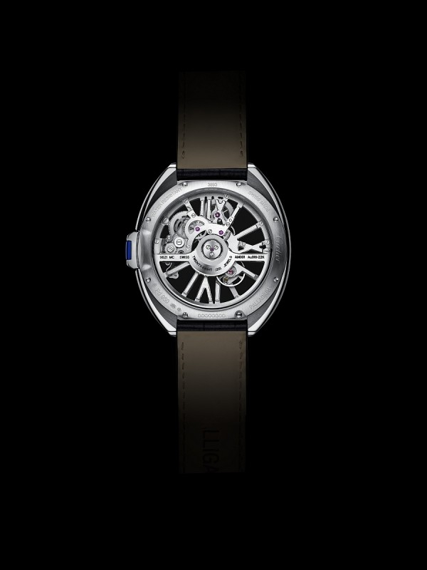 Cle de Cartier Skeleton-back