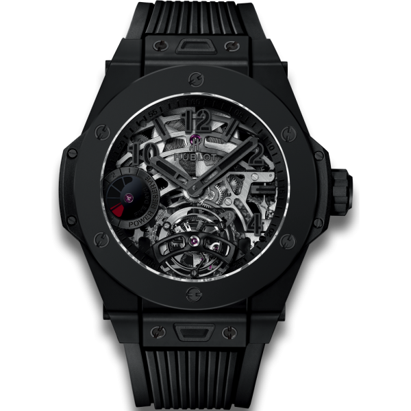 HUBLOT Big Bang Tourbillon Power Reserve 5 days All Black_405.CI.0110.RX