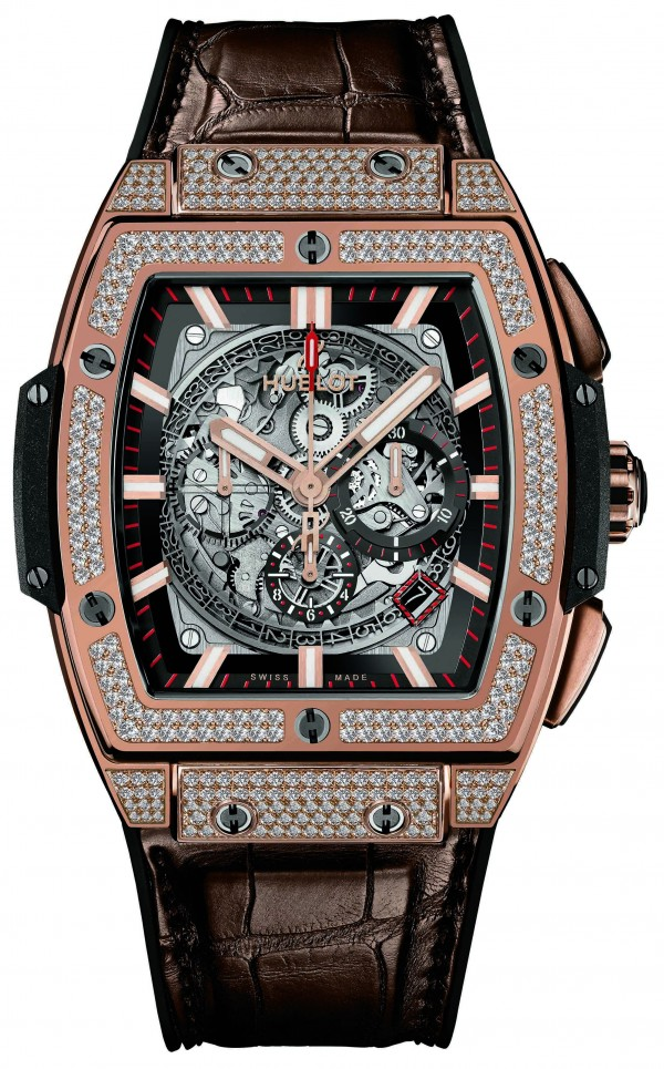 HUBLOT Spirit of Big Bang King Gold Pave_601.OX.0183.LR.1704-SD-HR-W (Basel 2014)