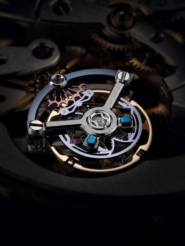 anchor escapement