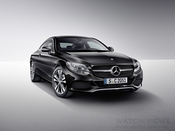 Mercedes-Benz C-Classe Coupé