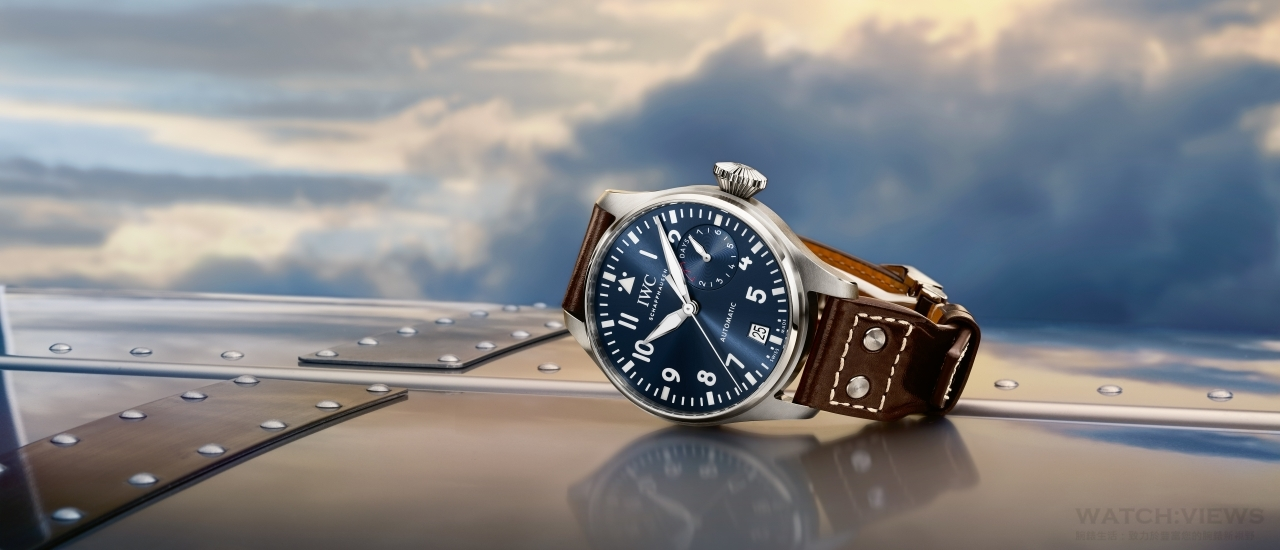 回歸原創:IWC Big Pilot's Watch大型飛行員系列