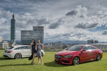 敢野就搶眼:Mercedes-Benz The new CLA/CLA Shooting Brake全新上市
