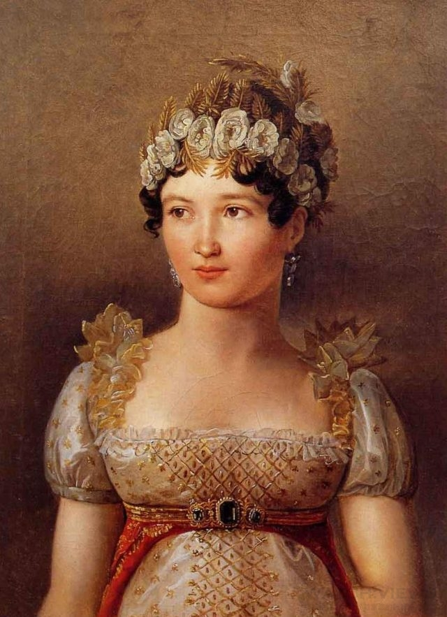 Caroline Bonaparte, Queen de Naples