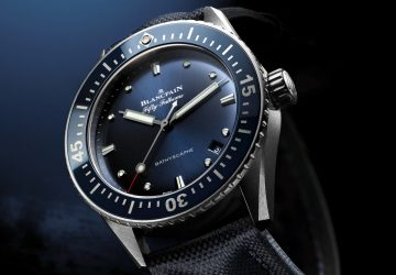 【2017巴塞爾預報】BLANCPAIN Fifty Fathoms Bathyscaphe家族新添38mm錶款