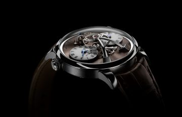 經典再現:MB&F Legacy Machine N°1 Final Edition終極版