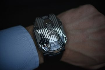 紐約情懷:URWERK UR-105 CT Streamliner