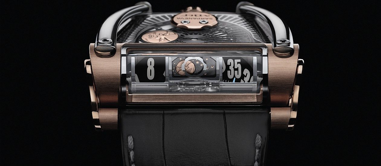 【2018 SIHH錶展報導】MB&F MoonMachine 2