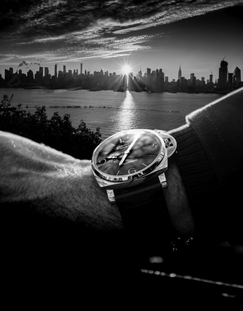 PANERAI TRAITS Chapter 1 by JASON PETERSON