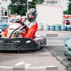 Ace the World Karting Championship