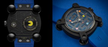 童心未泯 Romain Jerome PAC-MAN Level III