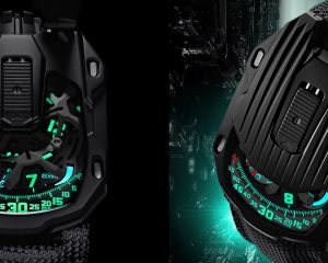 超人剋星:URWERK UR-105 CT Kryptonite