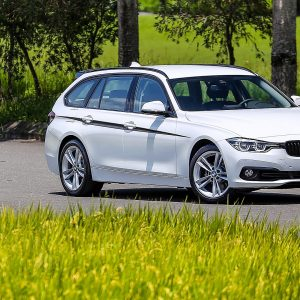 熱情旅程即刻展開:全新BMW 3系列Touring M Performance Edition限量上市