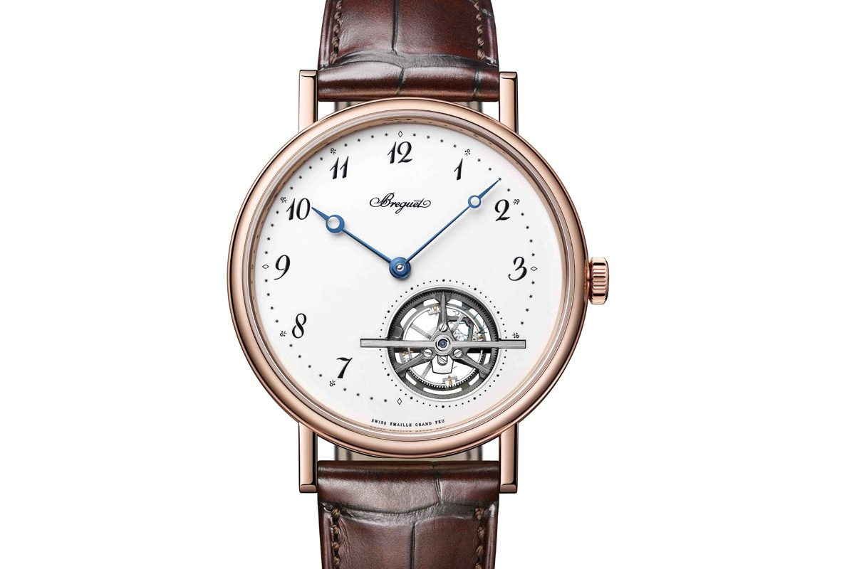 Tourbillon Extra-Plat Automatique 5367,參考價NTD 4,756,000。