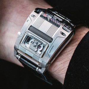 用滾筒上鍊:URWERK UR-111C(Video)