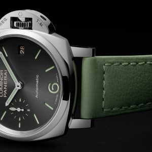 俐落運動風格:Panerai Luminor Due 3 Days Automatic