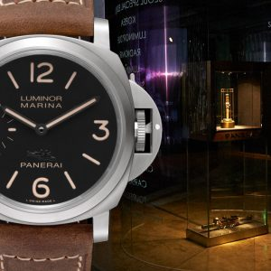 向韓國歷史致敬:Panerai Luminor Marina 8 Days Titanio