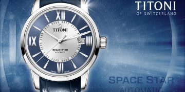 連結父子情:Titoni Space Star系列