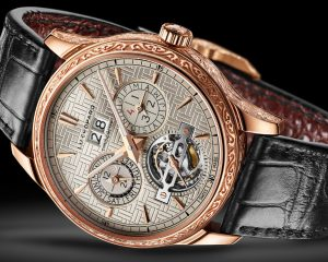 向中國傳統致敬:Chopard L.U.C Perpetual T Spirit of the Chinese Zodiac腕錶