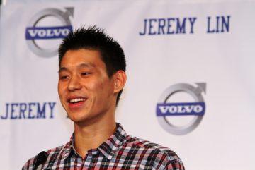Jeremy Lin全球首發代言:林書豪擔任VOLVO全球品牌大使