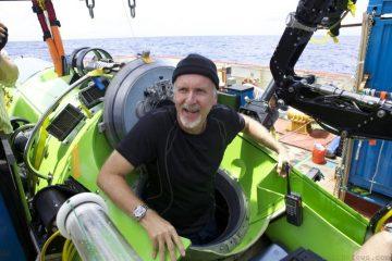 探索海洋最深處:James Cameron柯麥隆導演和Rolex勞力士潛入馬里亞納海溝研究深海