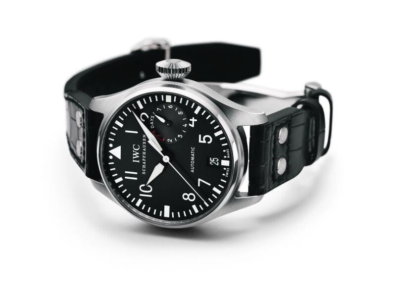 經典之作,振翅高飛:IWC全新飛行員腕錶經典系列