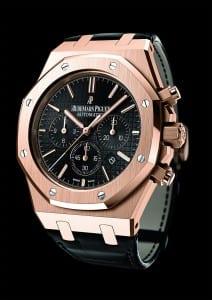 愛彼Royal Oak Chronograph皇家橡樹系列41毫米自動上鍊計時碼錶