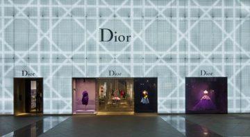 全球最大Christian Dior旗艦店:Dior台北101開幕
