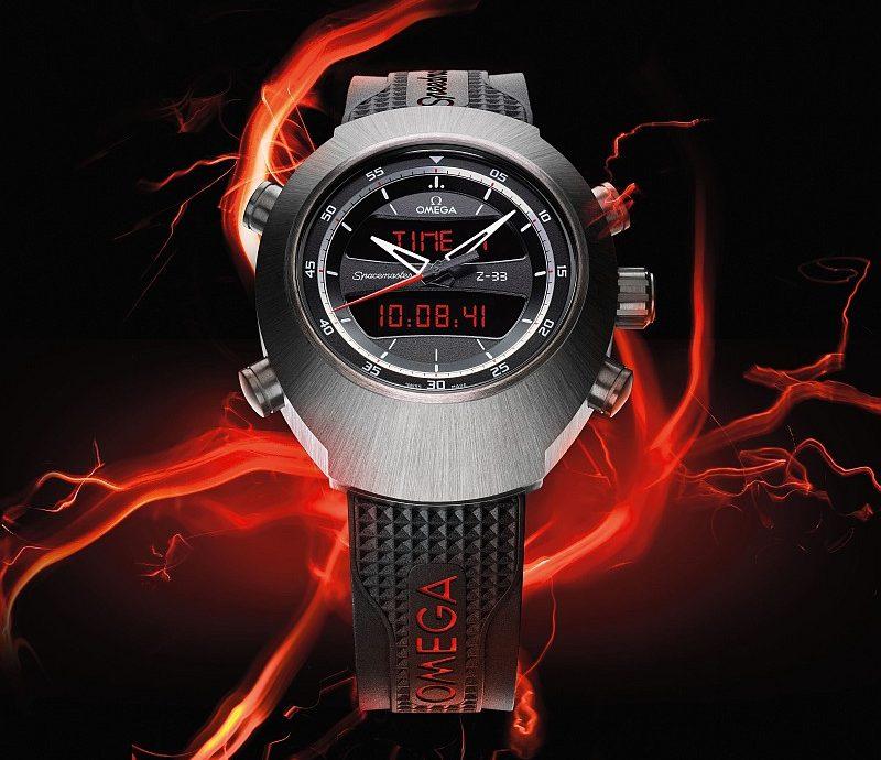 飛行員錶的回歸:獨一無二的Spacemaster Z-33腕錶