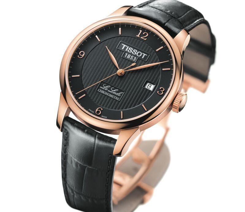 共享美麗:天梭Le Locle Automatic Chronometer天文台認證腕錶