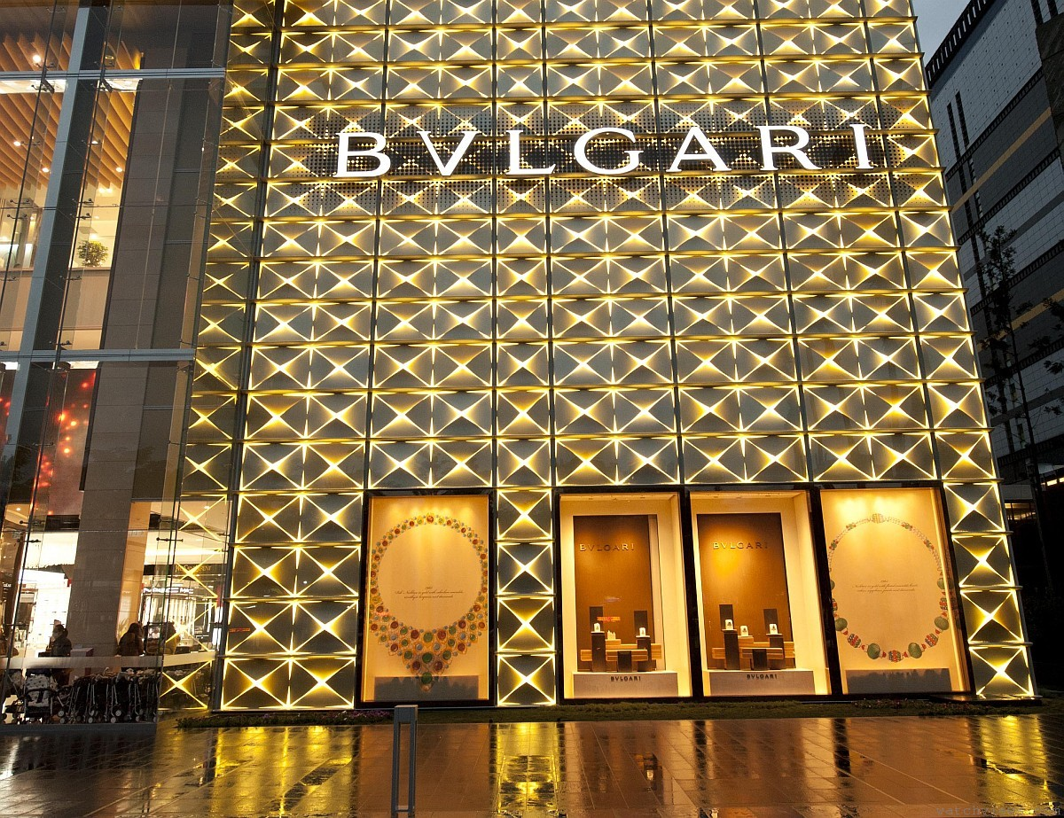 BVLGARI寶格麗台中大遠百精品店盛大開幕
