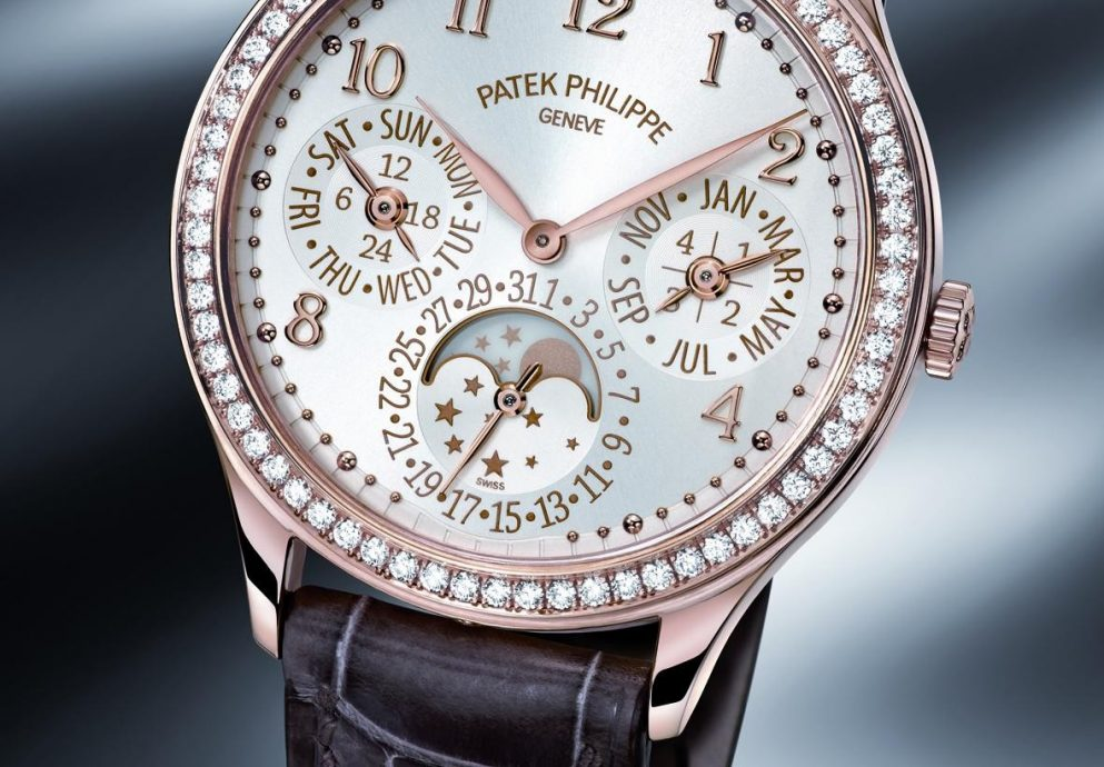 緣繫女性鍾愛永恆感覺:Patek Philippe 百達翡麗編號7140 Ladies First 萬年曆腕錶