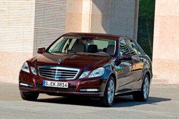 購車升級優惠:Mercedes-Benz啟動 「E-Class勁升方案」