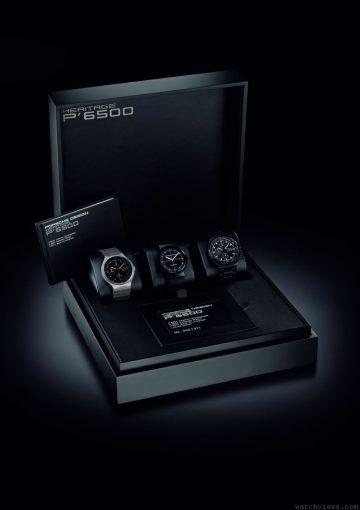 走過40衷於腕錶:Porsche Design三時計向經典致敬