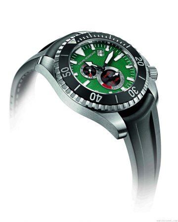GP芝柏表特獻Sea Hawk海鷹系列 Green Auction 1000腕錶,支持佳士得Green Auction拍賣會,保育環境拯救地球!
