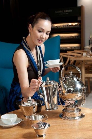體驗生活中的銀藝之美-喬治傑生Ambassador Collection全球巡迴展