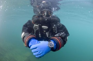 源自傳奇錶款的專業潛水時計:Jaeger-LeCoultre Deep Sea Chronograph積家深海計時腕錶