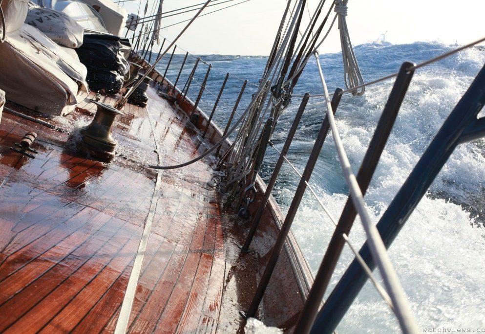 2012年Panerai沛納海古典帆船挑戰賽序幕揭開